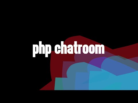 PHP Chatroom