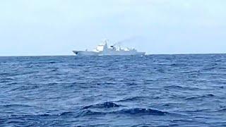 Berpapasan dengan Kapal Perang Tiongkok, Nelayan di Natuna Takut Melaut
