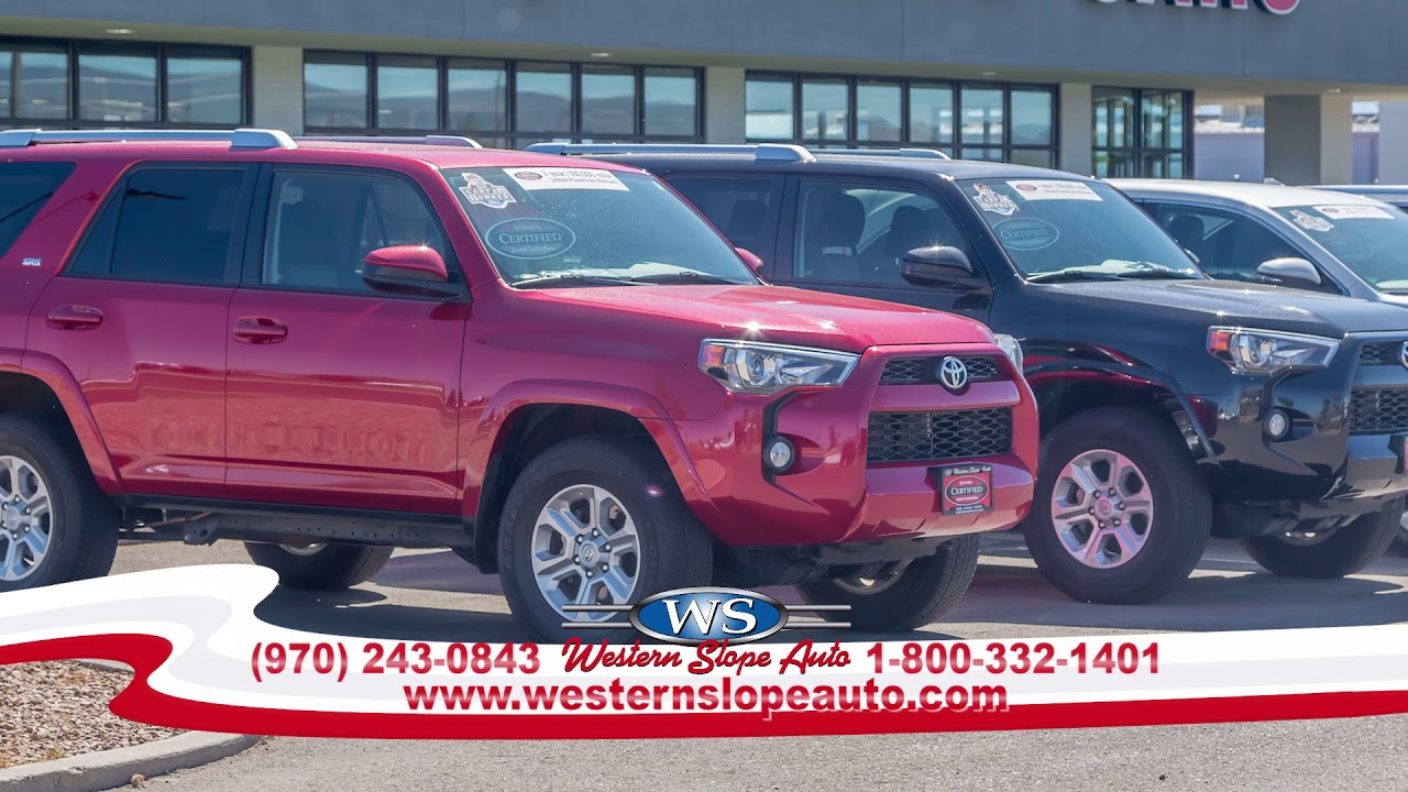 Grand Valley Auto >> Western Slope Auto Company Is You Grand Valley Vehicle Destination