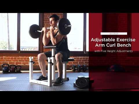 Arm Workout at Golds Gym Venice @bburtonfit