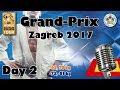 Judo Grand-Prix Zagreb 2017: Day 2