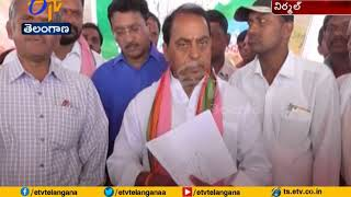 Video 4th Phase of Mission Bhagiratha Works Inaugurated by Minister Indrakaran Reddy   Nirmal Dist download MP3, 3GP, MP4, WEBM, AVI, FLV Oktober 2018