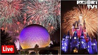 🔴Live: 4th of July Fireworks at Walt Disney World - 1080p Live Stream - 7-4-19