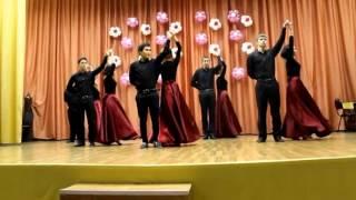 11 А 2014 Танец на 8 марта