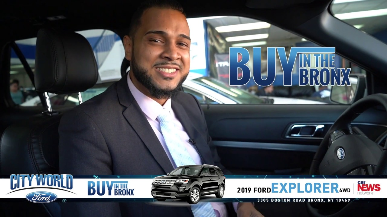 Bronx Car Dealers >> City World Ford Ford Dealership In Bronx Ny