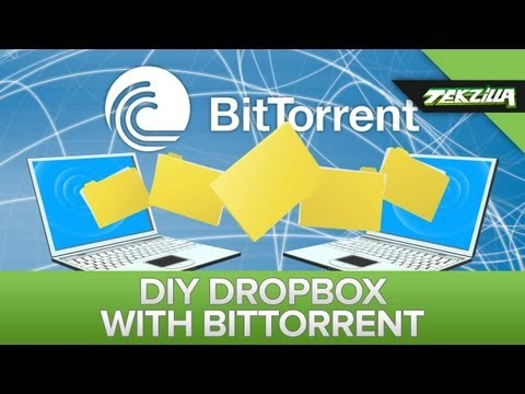 BitTorrent Sync P2P File Storage Service: YouTorrent - Technabob
