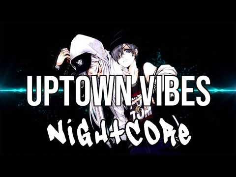 (NIGHTCORE) Uptown Vibes (feat. Fabolous & Anuel AA) - Meek Mill