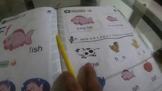 Dạy bé học tiếng anh lớp 1 - bài 12 (baby learn english) Phần 2
