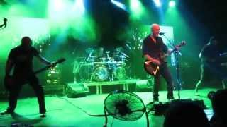 Devin Townsend Project - Fallout Live @ 11.3.2015 Arena Vienna
