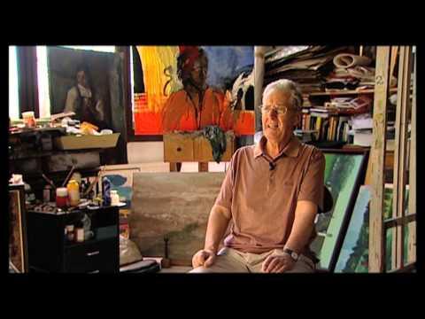 Janos Miklos Kadar (Hungarian Artist) interview