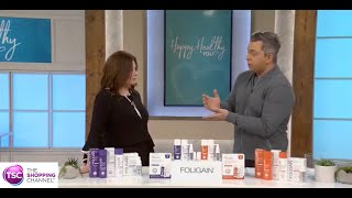 FOLIGAIN® on The Shopping Channel's Happy Healthy You Segment