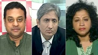 Prime Time: Why is PM Modi speechless over Lalit-gate?