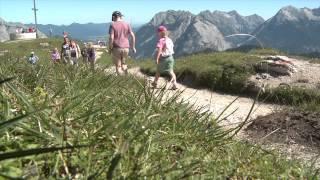 Seefeld, Bergwandern, Olympiaregion, Seefelder Spitze, Rosshütte, Bergtour,