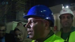 مصر العربية | الوزير يكشف سبب إلغاء أنفاق السكة الحديد أسفل قناة السويس