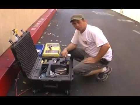 Glass Graffiti Repair - San Luis Obispo, CA