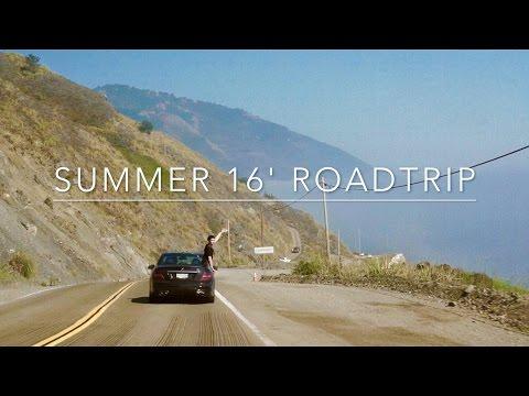 SUMMER ROADTRIP - NORTH AMERICA