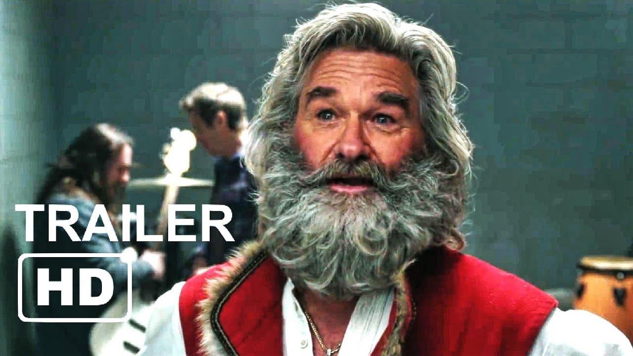 THE CHRISTMAS CHRONICLES - Official Trailer (2018) Kurt ...