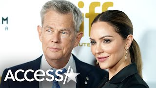 """Katharine mcphee had a few hesitations at first when it came to her relationship with now-husband david foster. on recent episode """"dr. berlin's informed pr..."""