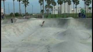 Johnny Romano Skate Park, Galveston, Texas