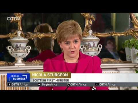 Scotland calls for second independence referendum
