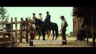Sedm statečných (Magnificient 7) - český trailer