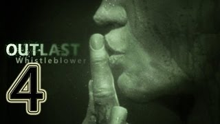 Outlast: Whistleblower|Ep.4| Два голых парня