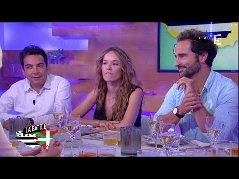 Quand la Bretagne rencontre le Pays basque - C à vous - 20/06/2017