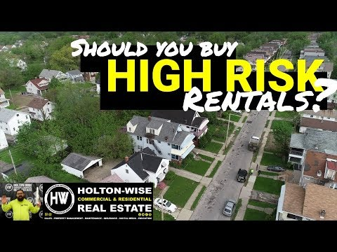 High Risk Investment Property | Who should & shouldn't Buy High Risk Rental Properties; 3382 E 146th
