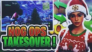 Nog Ops Drops 15 Kills In Solo! (Fortnite Battle Royale Gameplay)