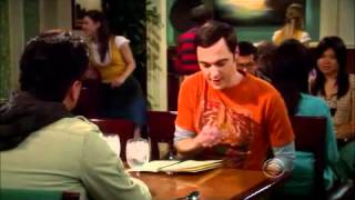 The Big Bang Theory - Sheldon* The Throwing Of The Dice!