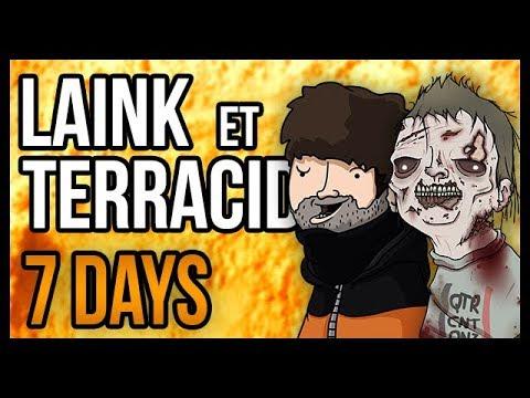 ILS SONT SOUS LA MAISON !!! (7 Days To Die) #EP4