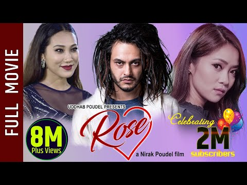 ROSE || New Nepali Full Movie 2019/2076 || Pradeep Khadka, M