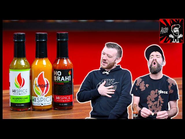 Absolutely DEVASTATING Flavor Bombs!   Hi Spice