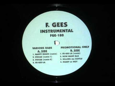 Fugees - Vocab (Remix 2 Instrumental) mp3