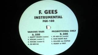 Fugees - Vocab (Remix 2 Instrumental)