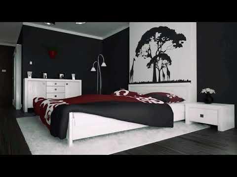 Interior Design Ideas For Black And White Bedroom