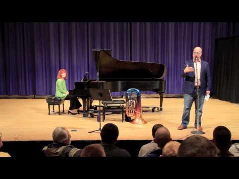 TEW 2015: Patrick Sheridan Masterclass