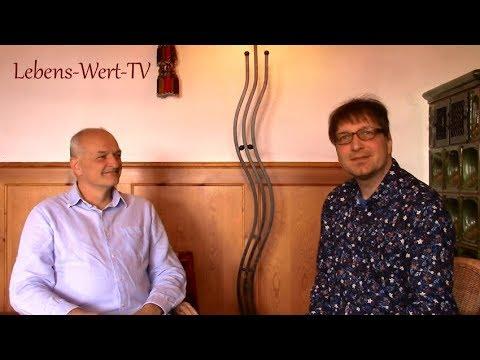 Erich Hambach - Lebens Wert TV Interview