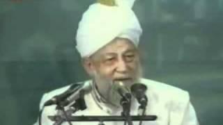 Jokes tells by Man of God Hazrat Mirza Tahir Ahmad(rah) #11