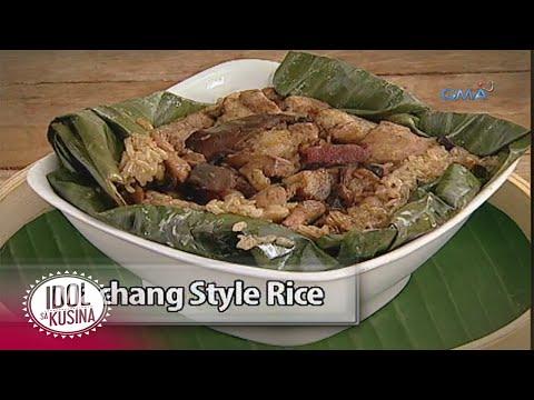 Idol sa Kusina recipe: Machang Style Rice