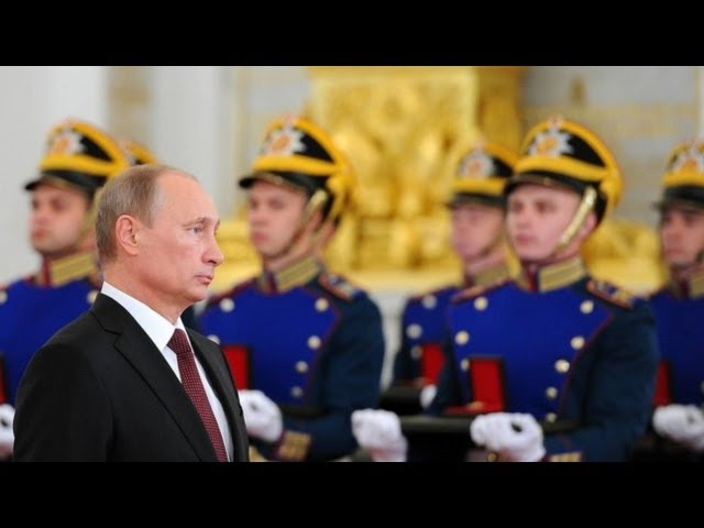"""Владимир Путин: """"Если не МЫ, то НАС"""""""