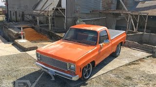 1974 Chevy C10 Shortbed