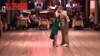 Nany Peralta & Rebecca O´Laoire Duelo Criollo en Gricel Mar 12