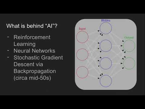 34C3 -  Deep Learning Blindspots