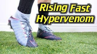 RISING FAST PACK! - Nike Hypervenom Phantom 3 DF - Review + On Feet