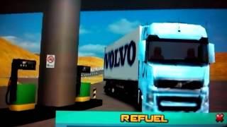 Grand truck simulator skin volvo fh gas station