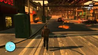 Grand Theft Auto IV (GTA 4) PC Max Settings Gameplay Radeon HD6870