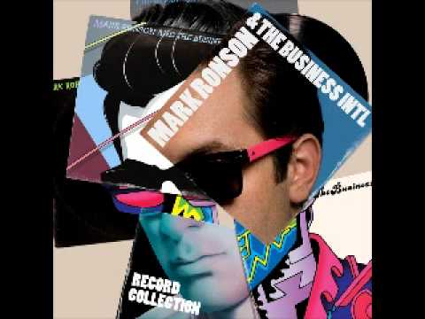 Mark Ronson - Lose It (In The End) (Feat. Ghostface Killah & Alex Greenwald)