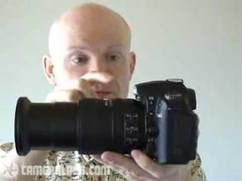 Nikkor 18-200mm VR zoom lens review
