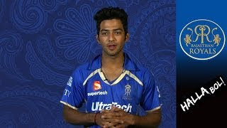 ALL ABOUT... UNMUKT CHAND